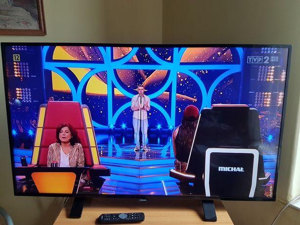 Telewizor led philips 49 cali