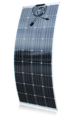 Panel słoneczny elastyczny SOLAR 160W kamper przyczepa kempingowa