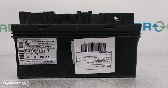 Centralina Unidade Controlo Bmw 5 (E60)