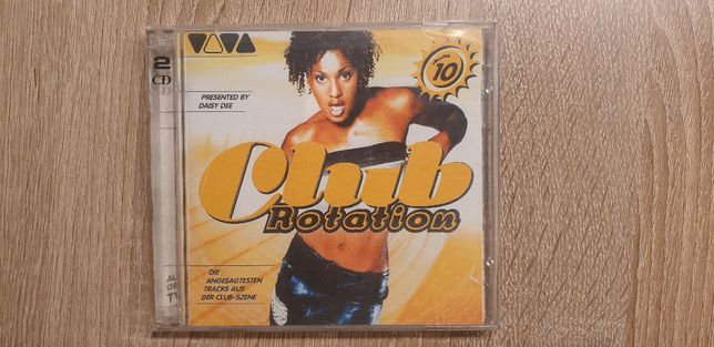 Viva_Club Rotation_vol. 10_Składnka_2 x CD