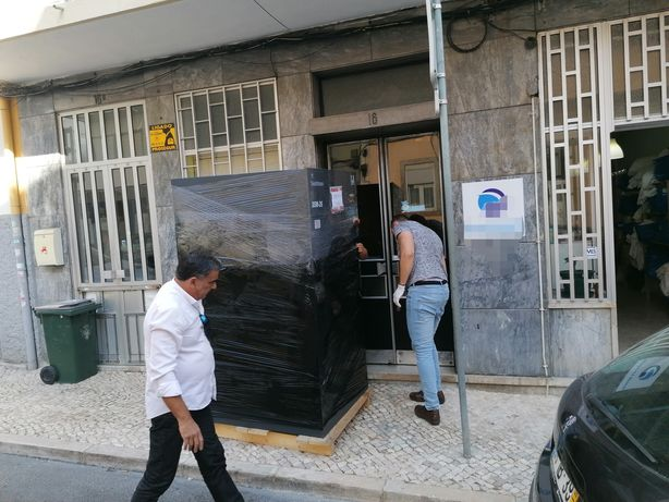 Financiamento de 100% máquina de secar roupa industrial lares