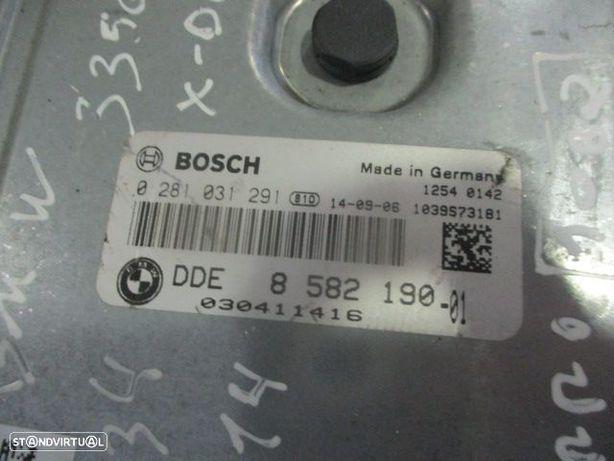 Centralina 0281031291 8582190 BMW / F34 GT / 2014 / 335GT / BOSCH /