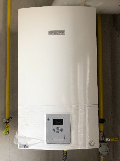 Котел газовый двухконтурный Bosch Gaz 6000 W WBN 6000 18C RN 2 штуки
