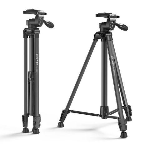 Tripé BlitzWolf BW-BS0 Pro - Canon - Nikon - Sony - Gopro - Novo