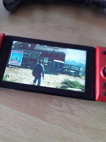 Nintendo Switch + Acessorios + Jogos