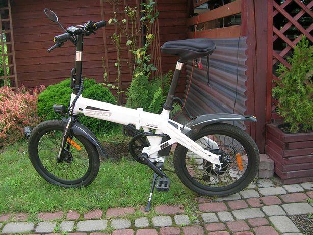 Rower elektryczny składany Xiaomi  HIMO Z -20  10 kW 250 W