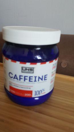 CAFFEINE 200G UNS Supplements 1000 porcji kofeiny bezwodnej
