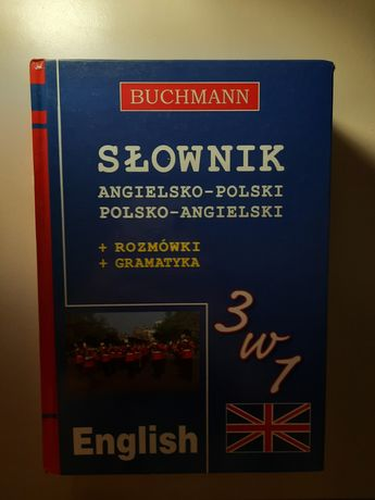 Buchmann słownik angielsko-polski, polsko-angielski