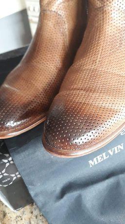Buty męskie firmy Melvin&Hamilton