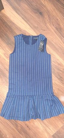Nowa sukienka bawełniana Tommy Hilfiger 14 lat