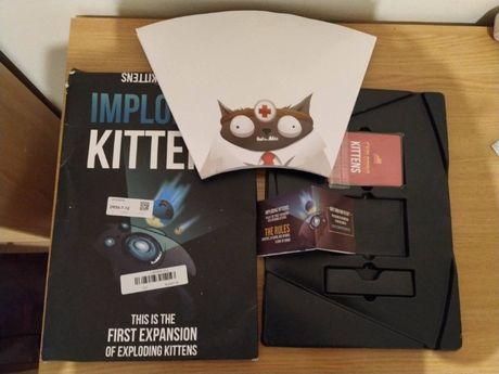IMPLODING kittens (expansão)