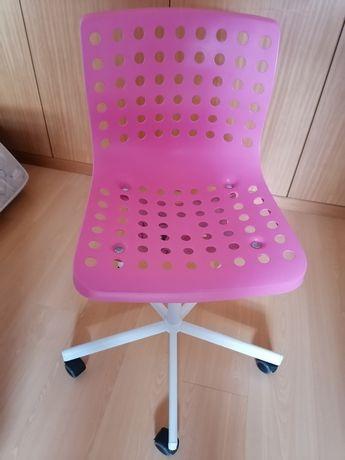 Cadeira de escritório de menina! Excelente compra