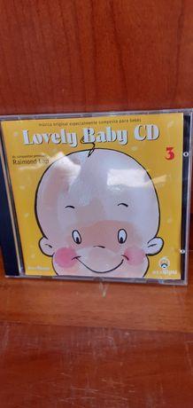 CD Clássicos Musicais para Bebé
