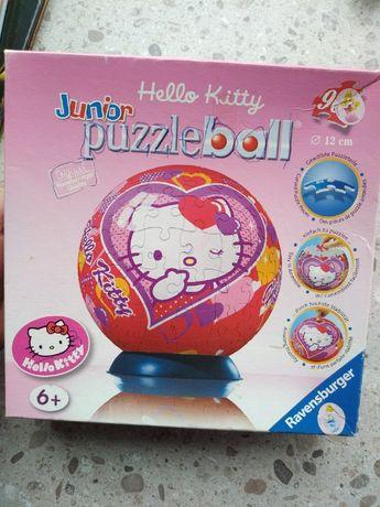 3D пазлы Hello Kitty пазлы Хелоу Китти