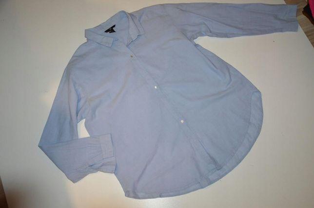 H&M Bluzka Koszula Bawełniana 42