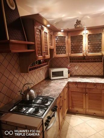 Meble kuchenne, front dębowy, zabdane!