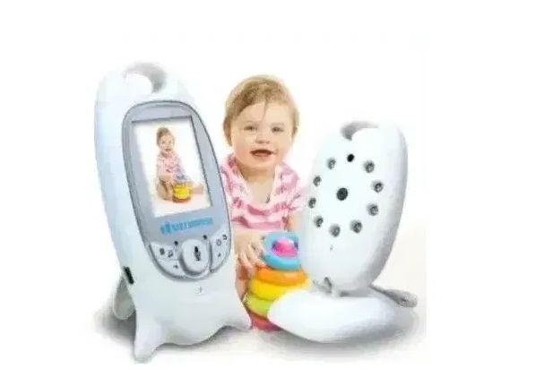 Беспроводная видеоняня baby monitor VB601 портативный дисплей, измерен