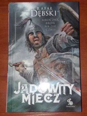 Jadowity miecz - Rafał Dębski Nowa