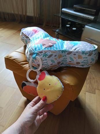 Подушка для немовлят 0+