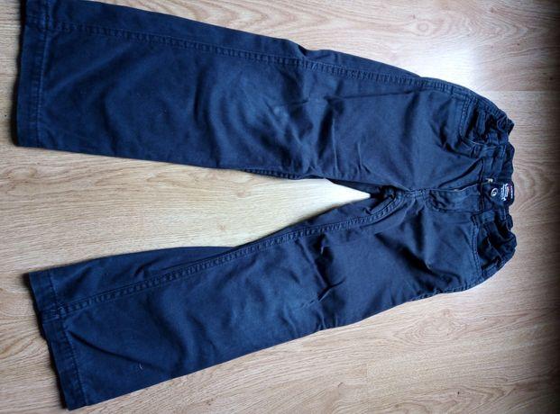 Spodnie 122 i 116 cena za 4 pary