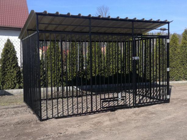 Kojec dla Psa 3x2m Buda Budy Kojce klatki Boksy PRODUCENT TRANSPORT