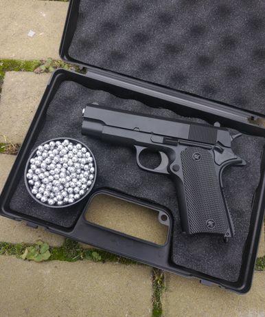 Пистолет пневматический AirSoft gun(страйкбольный)