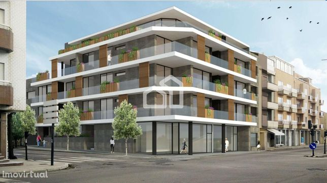 Apartamento T3 Novo Centro Cidade Espinho