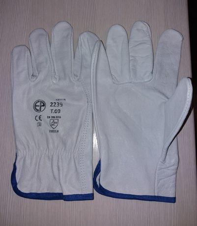 Продам кожаные робочие перчатки