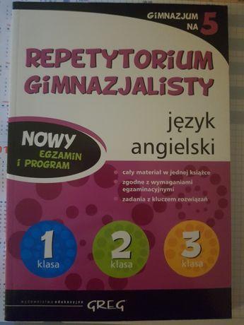 Repetytorium gimnazjalisty język angielski