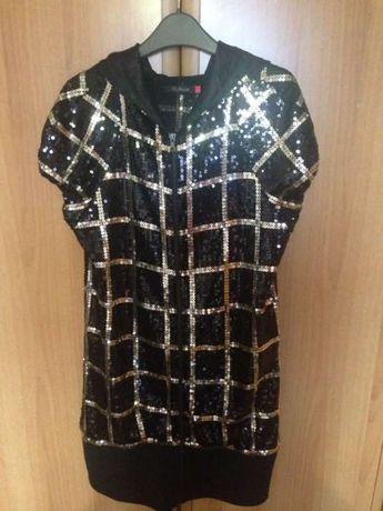 Платье-туника Kira Plastinina в пайетках