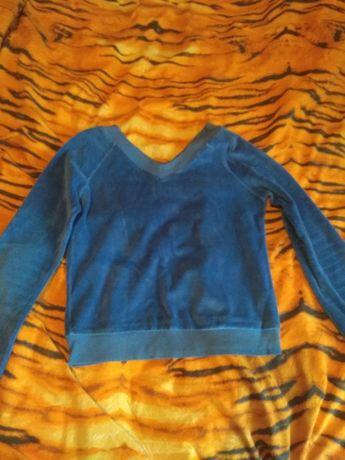 Продам свитерок велюр