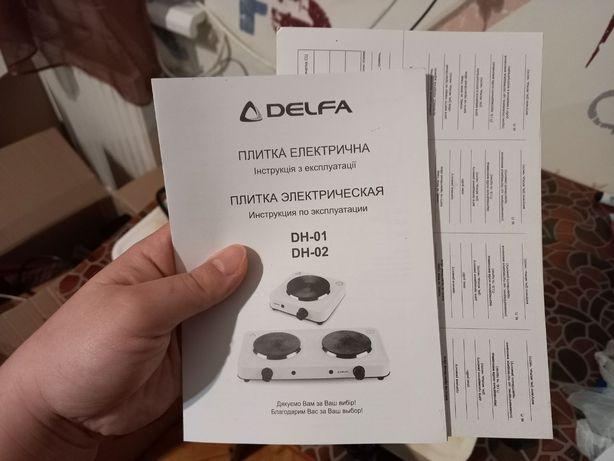 Плита Delfa DH-02