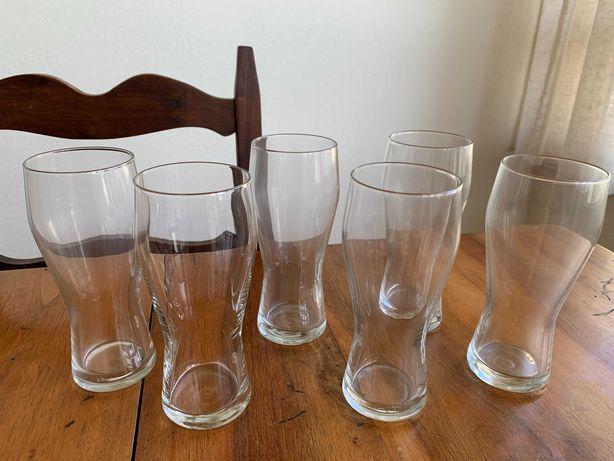 Conjunto 6 copos de cerveja Ikea