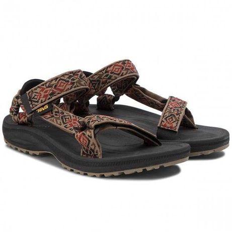 46-48 TEVA Winsted Brown США Оригинал сандалии мужские сандали
