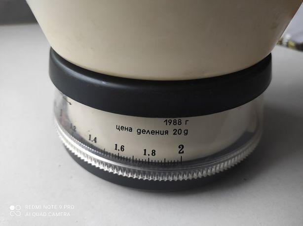 Весы бытовые механические