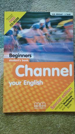 Channel your english, begginers, podręcznik