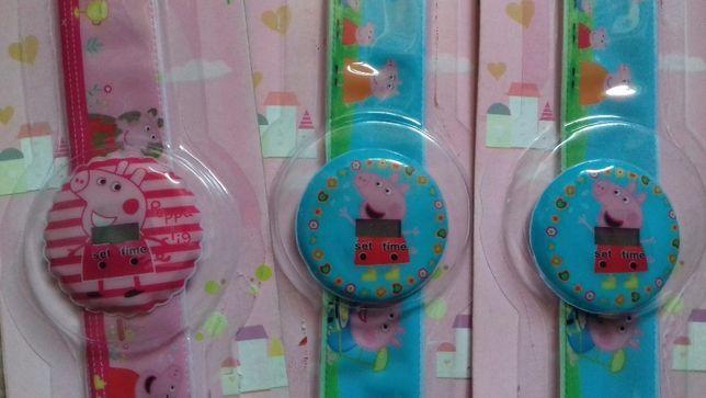 Детские электронные часы Доктор Плюшева!