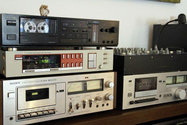 Kenwood KX-660HX Tape Deck Cassetes