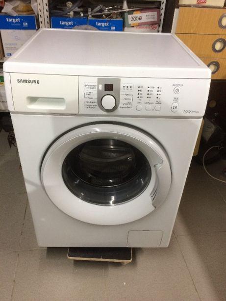 Maquina de Lavar Roupa Sansung 7.0 Kg WF0700NBE / Peças