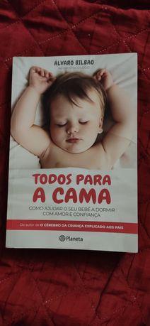 Livro Todos Para a Cama Álvaro Bilbao