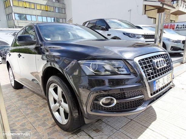 Audi Q5 2.0 TDI QUATTRO S-LINE S-TRONIC  NACIONAL 1 REGISTO 170 CV