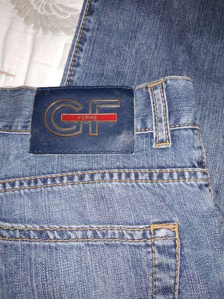 """Джинсы """"GF ferre"""" , размер w33/L33"""