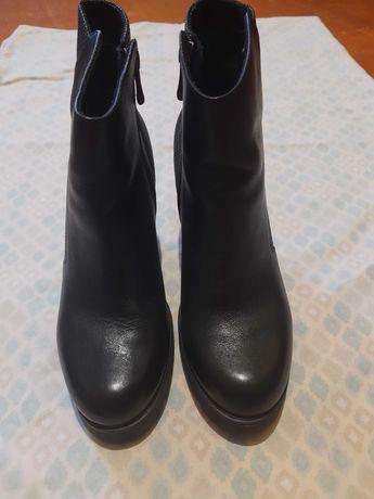 Ботинки, полусапожки MARCO TOZZI 39размер,кожа
