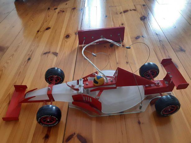 Lampa samochód wyścigowy