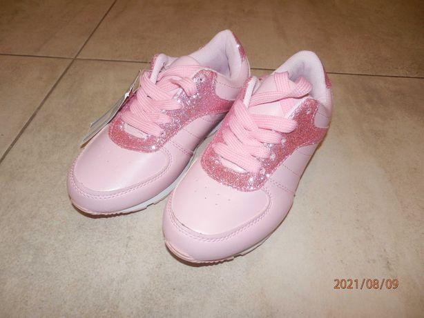 Buty adidasy dla dziewczynki rozm.32 NOWE