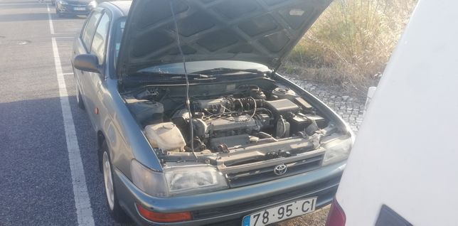 Toyota corolla 1.3 xli