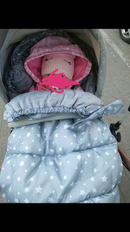 Śpiwór dziecięcy  4w1