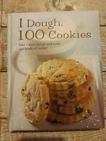 1 dough, 100 cookies