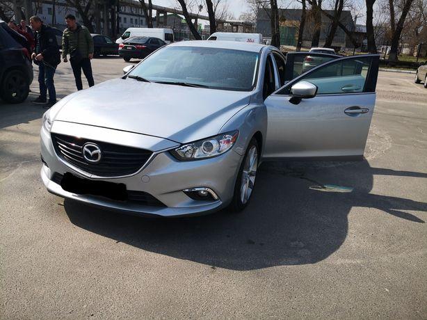 Mazda 6 2017 год