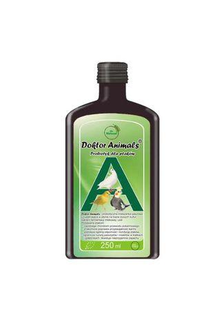 Probiotyk dla gołębi i ptaków Doktor Animals 250 ml Mikroorganizmy